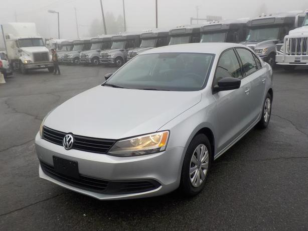 2013 Volkswagen Jetta Sedan Automatic