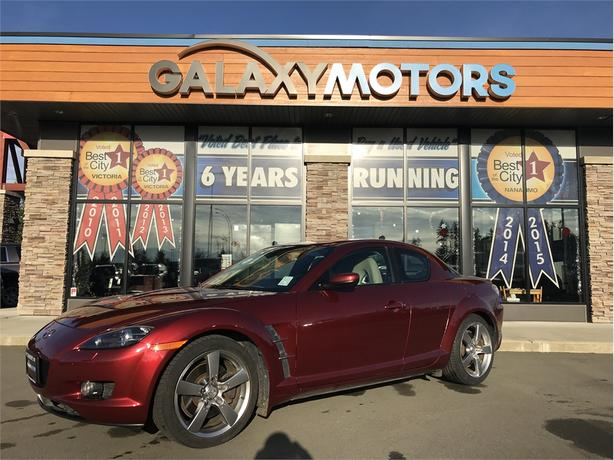 2006 Mazda RX-8 GS - 6 SPEED MANUAL, NEW TIRES, BOSE SOUND