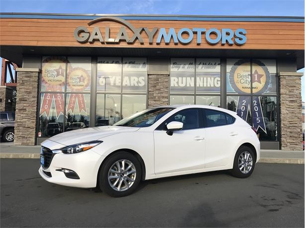 2017 Mazda Mazda3  Sport GS - AUTO, BACK UP CAM, LCD TOUCH SCREEN
