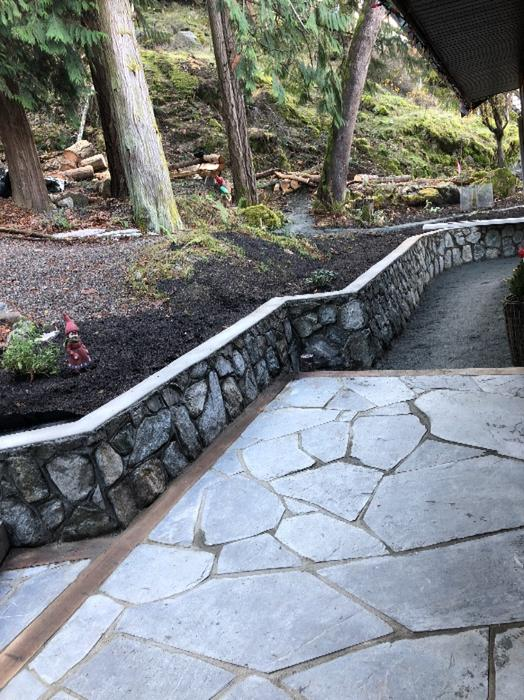 Landscaping And Rock Work Free Estimates Saanich Victoria