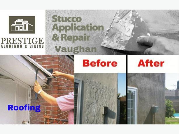 Professional Stucco Contractors Vaughan