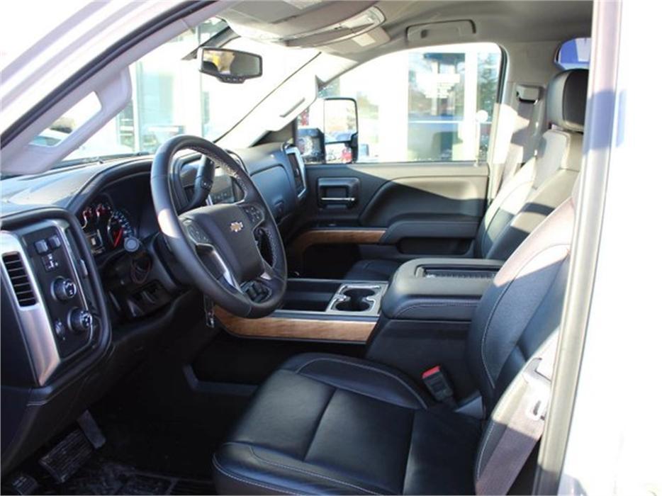 Chevrolet Silverado 2500hd Gatineau >> 2017 Chevrolet Silverado 2500HD LTZ Central Regina, Regina