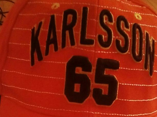 Brand new karlsson hat
