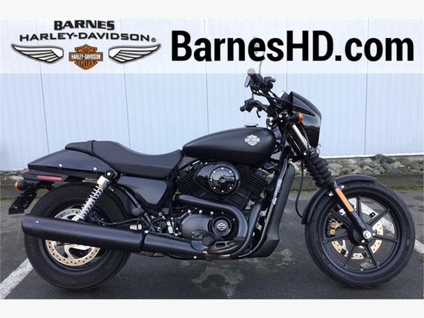 2016 Harley-Davidson® XG500 - Street® 500
