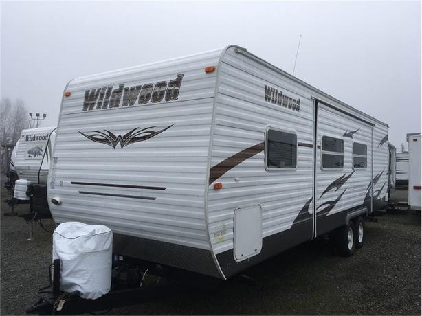 2011 Wildwood T28DDSSLE -