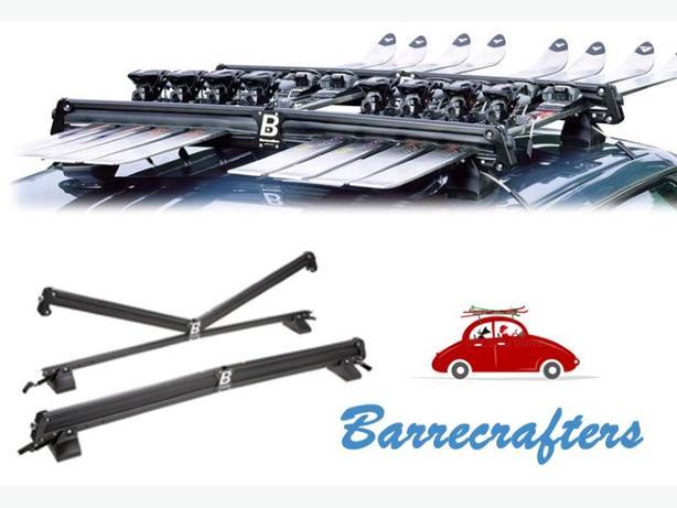 Barrecrafters Ski & Snowboard Racks