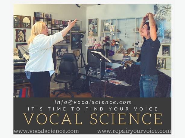 Vocal Science Healthy Voice Workshop Summit-( 5 Spots Remaining )