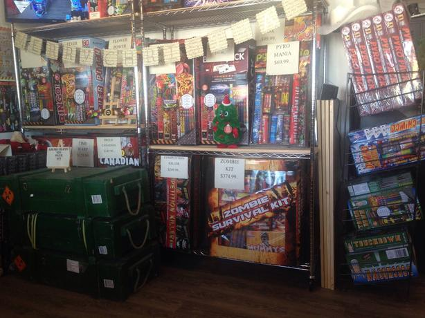 Fireworks For Sale for New Years