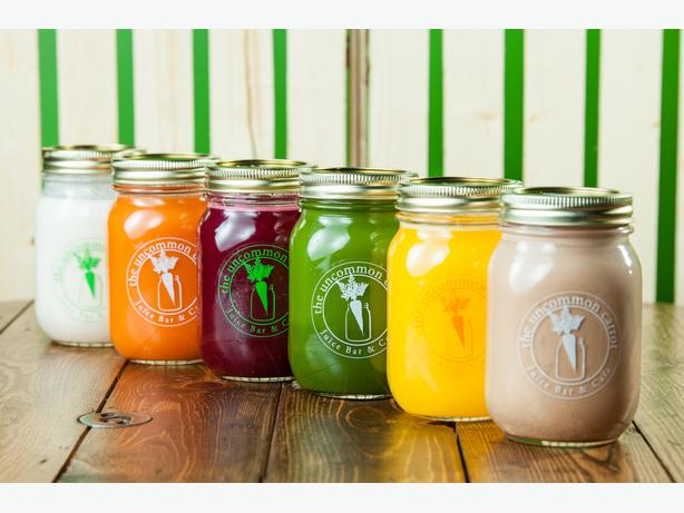 Start your own juice and smoothie business!