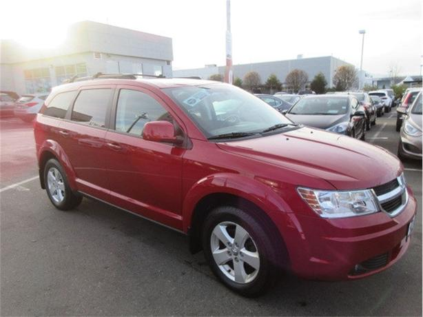 2010 Dodge Journey SXT 7 Passenger Heated SEats