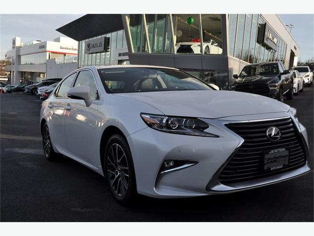 2017 Lexus ES 350 Touring Package No Accidents Local Victoria