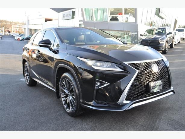 2016 Lexus RX 350 F-Sport Series 2 No Accidents Service History
