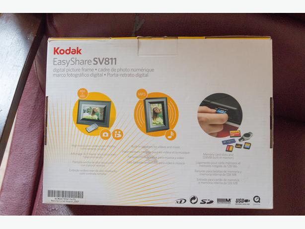 kodak easy share digital frame sv811 Saanich, Victoria