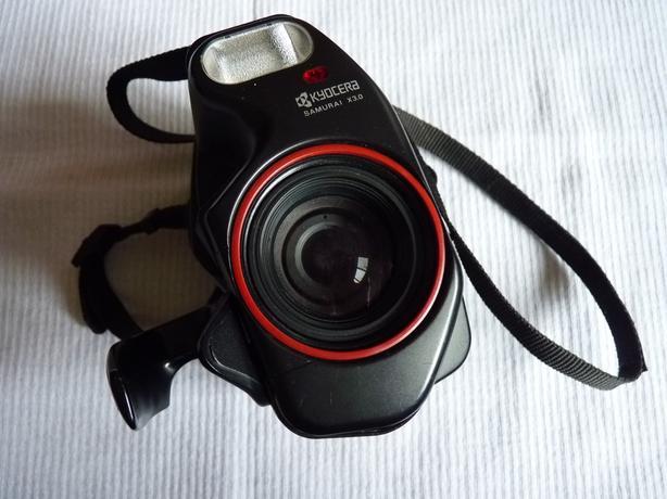 Yashica Koycera Samurai 35mm film camera