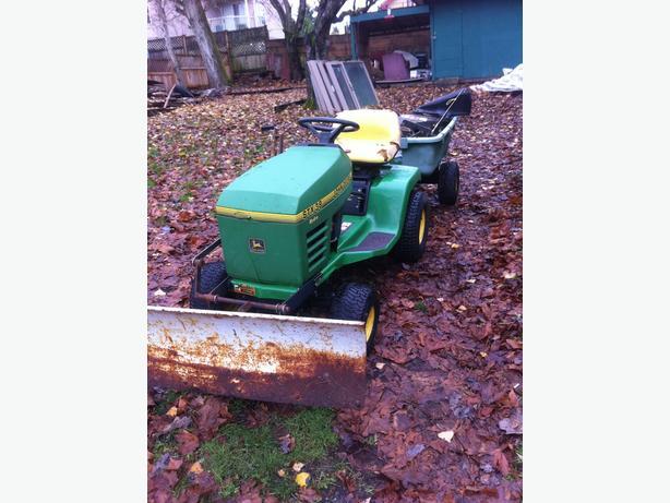 John Deere Garden Tractor South Nanaimo Nanaimo