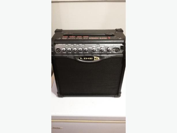 Line 6 amp - Spider 2 - 15 watt 8 inch speaker Esquimalt