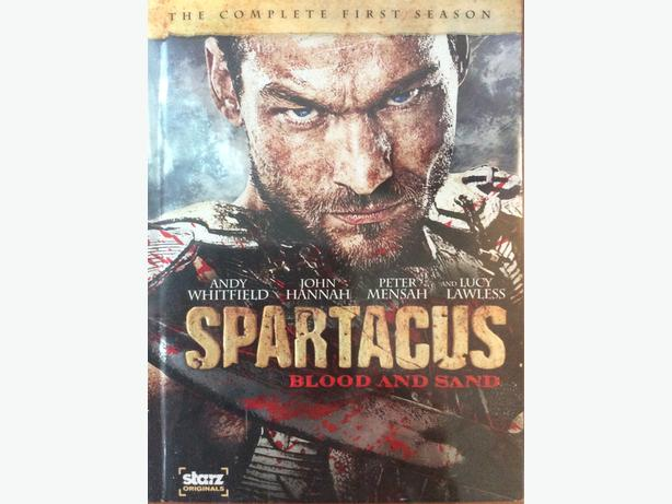 Spartacus: Blood & Sand Season 1 - DVD set