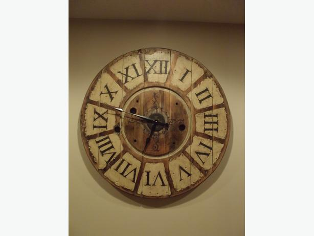 Log In Needed 225 363 Wooden Wall Clock