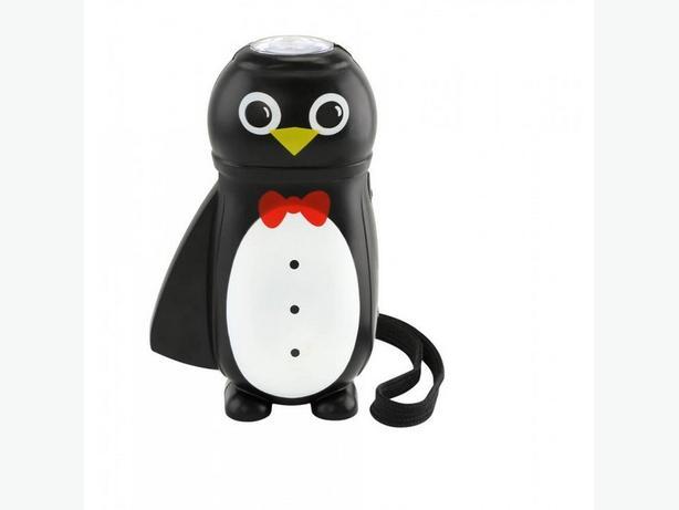 Penguin Flashlight Battery/Manual Mode Bulk Buy of 12 Brand New