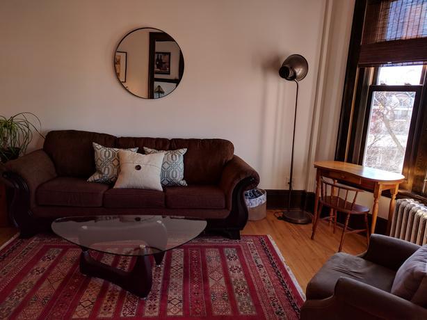 Classic Comfortable Traditional Queen Sofa Bed/Futon