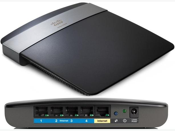 Linksys E2500 Dual Band Router updated/flashed to DD-WRT