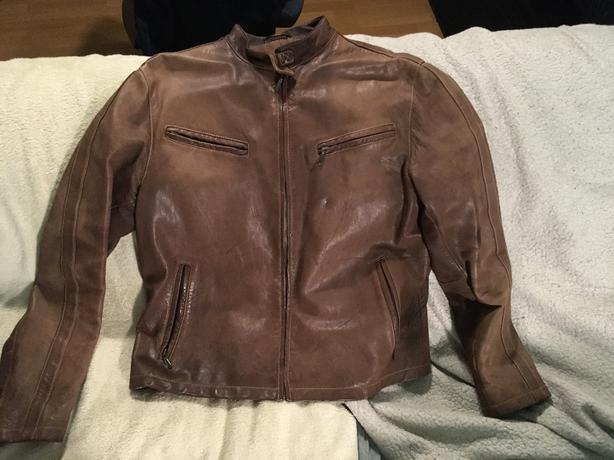 Danier leather jacket SIZE LARGE