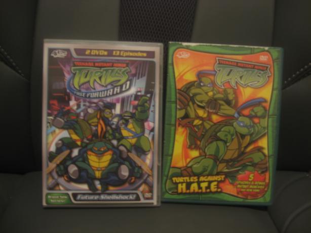 TMNT: Turtles Against H.A.T.E & Future Shellshock
