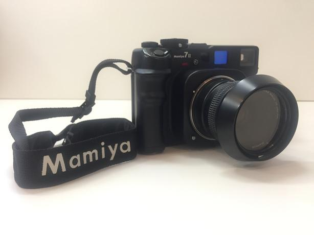 Mamiya 7 II Medium Format Film Camera &