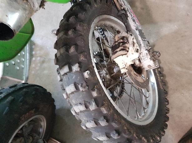 1994 Kawasaki kx 250cc 2 stroke price drop