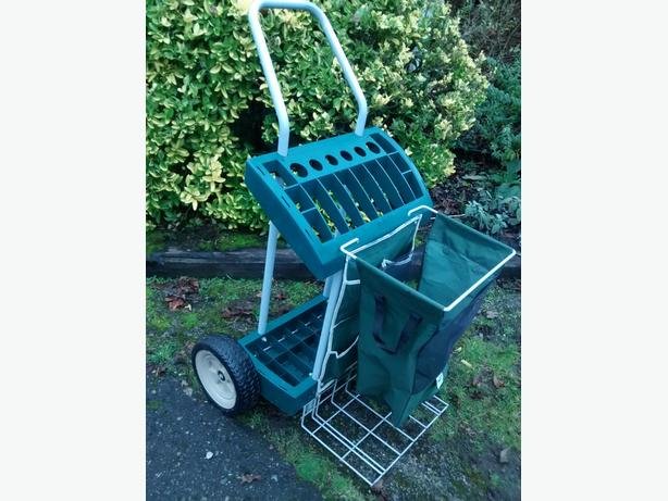 Lee Valley Garden Tool Cart North Saanich Sidney Victoria Mobile