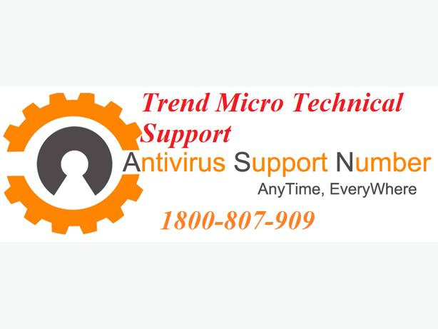 Trend Micro customer Support Number Australia 1800-807-909