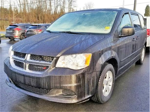 2012 Dodge Grand Caravan SE/SXT