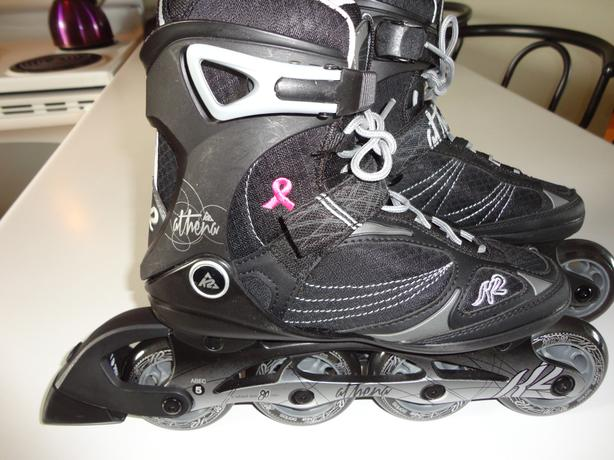 Womens/youth K2 Rollerblades size 6 GREAT CONDITION!