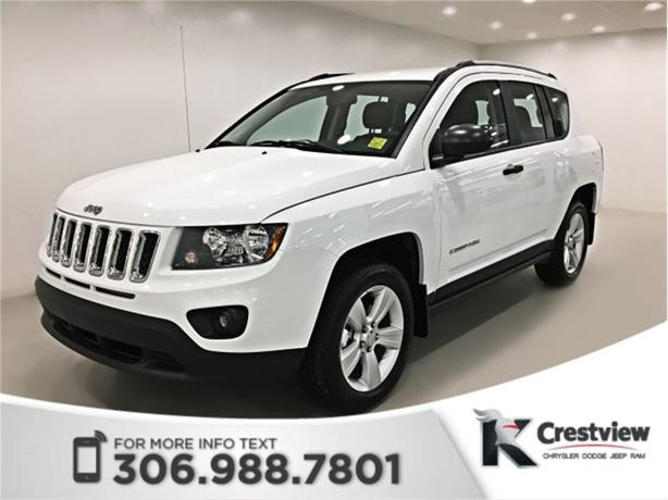 2017 Jeep Compass Sport 4x4 | Manual