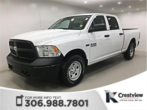 2017 Ram 1500 Tradesman Crew Cab | 6ft Box