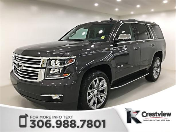 2016 Chevrolet Tahoe LTZ | Leather | Sunroof | Navigation