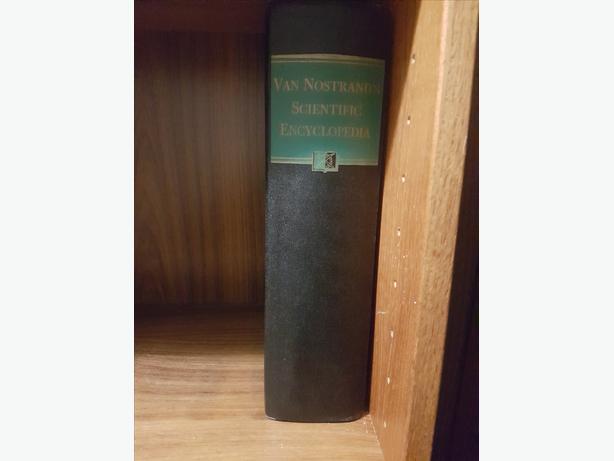 Van Nostrand's Scientific Encyclopedia 3rd Edition 1958