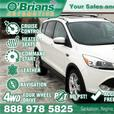 2013 Ford Escape Titanium - No PST, Accident Free! w/Nav, Leather, 4WD