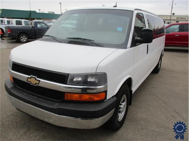 2012 Chevrolet Express Passenger LS
