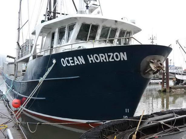 Multi-Use Commercial Fishing Vessel For Sale - Ocean Horizon