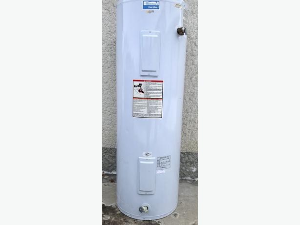 New Electric Hot Water Heater