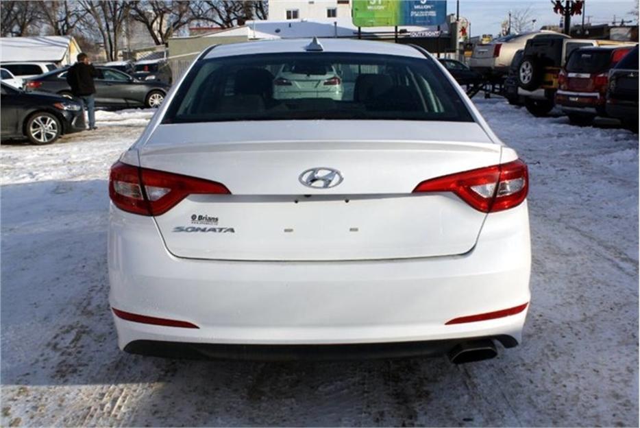 2017 Hyundai Sonata 2 4l Gl W Mfg Warranty Outside South