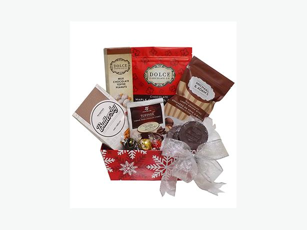 Holiday Cheer Gift Baskets