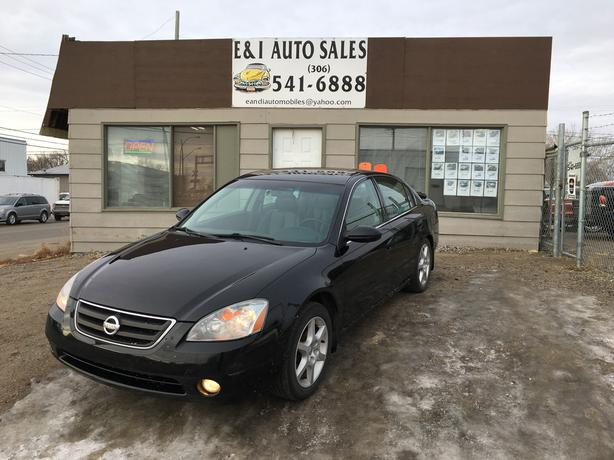 2003 NISSAN ALTIMA SE .... VERY NICE CAR
