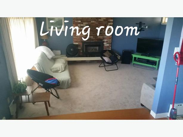 7036 East Saanich-renting 1 room in a shared space ~800 w/ utilities