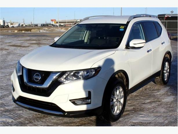 2017 nissan rogue sv w mfg warranty awd outside south. Black Bedroom Furniture Sets. Home Design Ideas