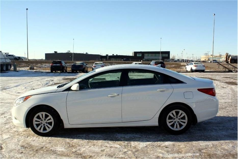 2013 Hyundai Sonata Gl No Pst Outside South