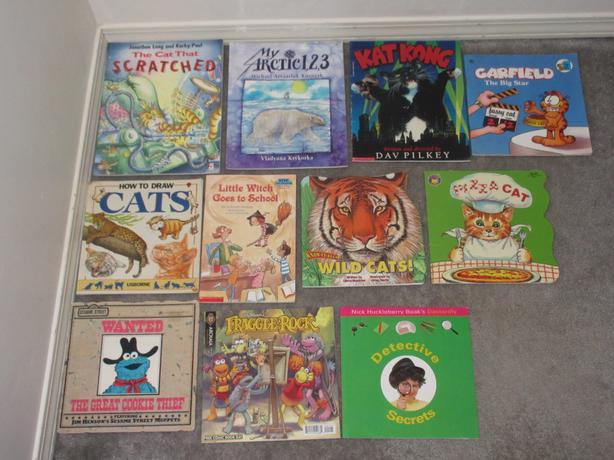 * Kid's books