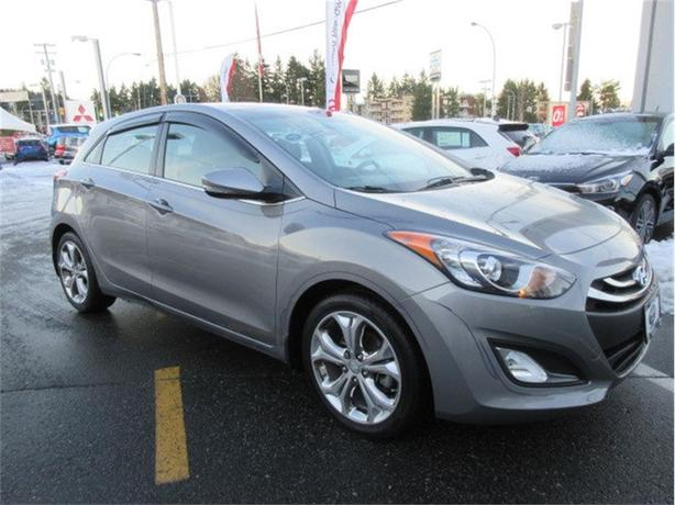 2013 Hyundai Elantra GT Low Kilometers Panoramic Sunroof