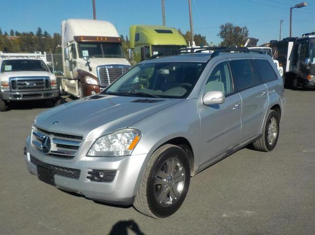 2008 Mercedes-Benz GL 450 4Matic 3rd Row Seating